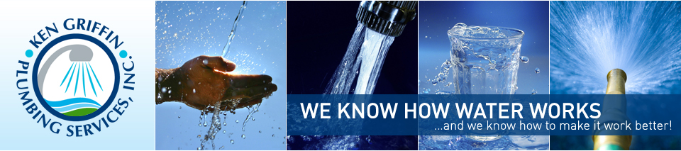 WE KNOW HOW WATER WORKS and we know how to make it work better!