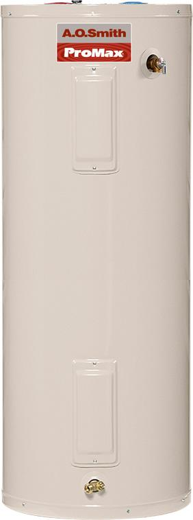 ProMax water heater, models ECL-30- ECT-120