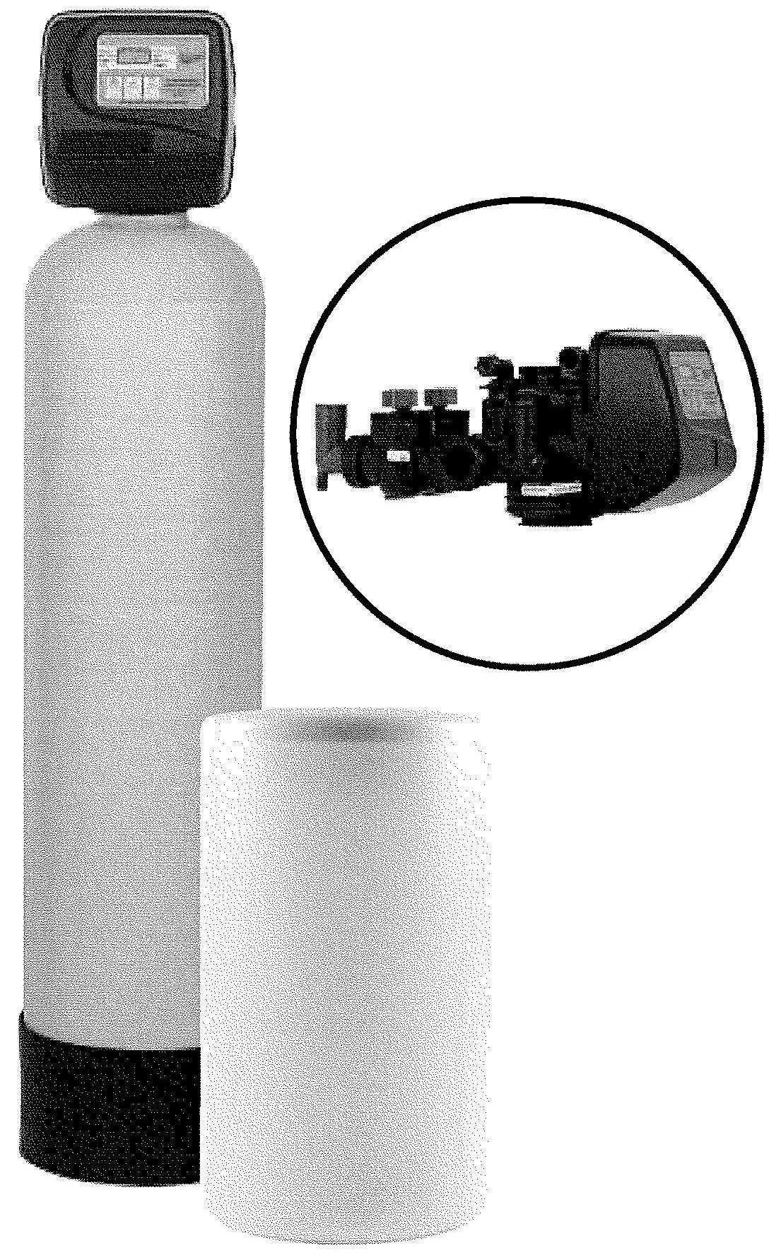 automatic water softener, WTC Series